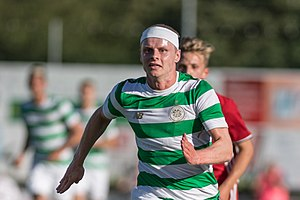 Gary Mackay-Steven - Mackay-Steven with Celtic in 2017