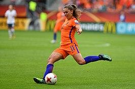 Kleurplaten Voetbal Ek 2019.Lieke Martens Wikipedia