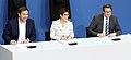 2018-03-12 Unterzeichnung des Koalitionsvertrages der 19. Wahlperiode des Bundestages by Sandro Halank–042.jpg