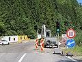 2018-08-09 (800) Building site at B 39 Pielachtal Straße in Boding, Frankenfels, Austria.jpg