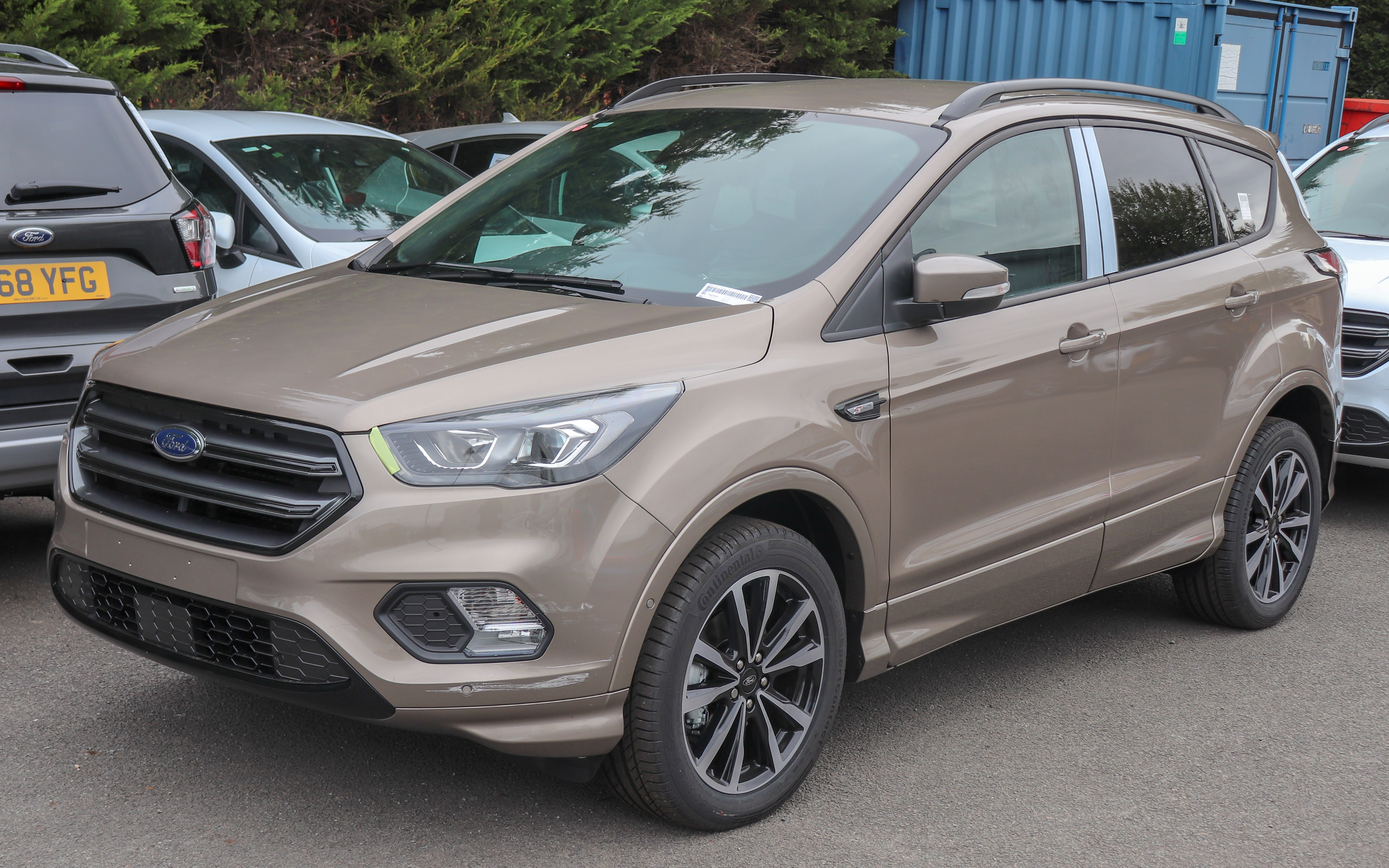 Ford Kuga - The complete information and online sale with free