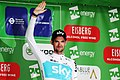 2018 Tour of Britain stage 8 - race second place Wout Poels.JPG