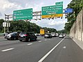 2019-05-29 16 50 29 View north along the inner loop of the Capital Beltway (Interstate 495) at Exit 43 (George Washington Memorial Parkway, Washington) in McLean, Fairfax County, Virginia.jpg
