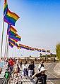 2019.06.13 Hilton Beach at Tel Aviv Pride, Tel Aviv Israel 1640021 (48087006373).jpg
