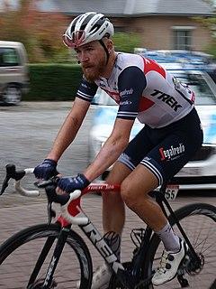 Quinn Simmons American cyclist