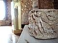 2164a - Taormina - Badia Vecchia - Sarcofago romano del sec. II d.C. - Foto Giovanni Dall'Orto, 20-May-2008.jpg