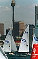 251000 - Sailing Sydney Harbour view 2 - 3b - 2000 Sydney race photo.jpg