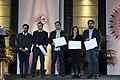 26 Abril 2017. Ministra Paula Narváez participa en premiación a la excelencia periodística organizado por la universidad Padre Hurtado. (33923427410).jpg
