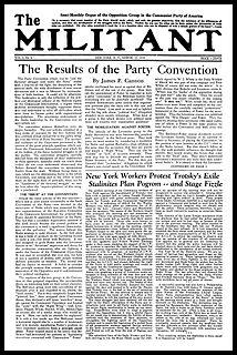 Communist League of America