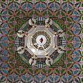 31 Hexagonal lantern hanging from Ceiling in Main Shrine Hall (9020785607).jpg