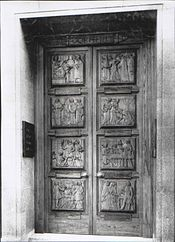 32 Cornhill. London. Carved Doors. 1938.jpg