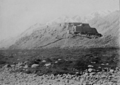34.Chinese fort of Tash-Kurghan seen from near left bank of river.png