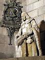 36 Lluís de Santàngel, de Josep Gamot, Monument a Colom.jpg