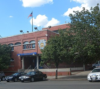 Longwood, Bronx - Current 41st Precinct