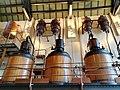44 Fàbrica d'Anís del Mono (Badalona), sala de destil·lació, alambins.jpg