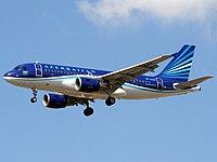4K-AZ05 - A319 - Azerbaijan Airlines