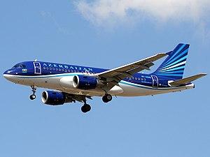 Azerbaijan Airlines - Azerbaijan Airlines Airbus A319-100