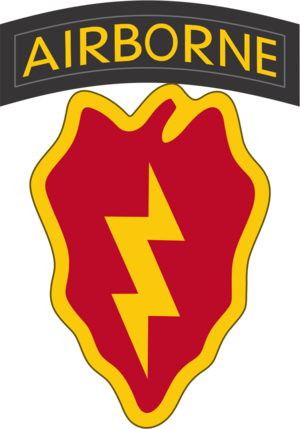 4th Brigade Combat Team (Airborne), 25th Infantry Division - 4th BCT(A), 25th ID shoulder sleeve insignia
