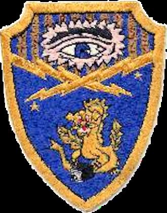 6021st Reconnaissance Squadron - Emblem of the 6021st Reconnaissance Squadron