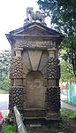 60325 Kirkleatham Hall Gatepiers Right Front.JPG