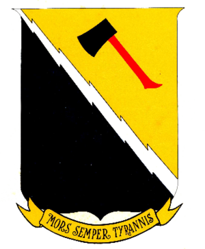 64th Air Division - Image: 64rh fighter wing WWII emblem
