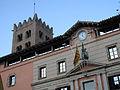 69 Ajuntament i campanar de Santa Maria, Ripoll.jpg