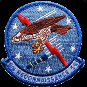 6th Reconnaissance Squadron - Emblem of the 6th Reconnaissance Squadron