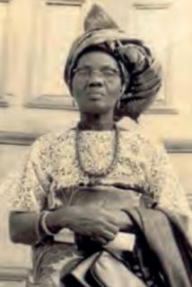 Funmilayo Ransome-Kuti Nigerian activist