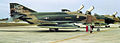 8th Tactical Fighter Squadron McDonnell F-4D-25-MC Phantom 64-0945 Holloman AFB 1976.jpg