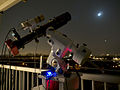 90mm Apochromatic Refractor on NEQ6 Pro German Equatorial mount.jpg