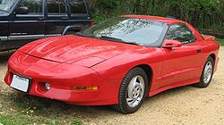 Pontiac Firebird Coupé (1993–1998)