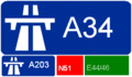 A34 (France) Route marker.png