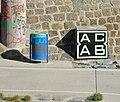 ACAB at Wientalradweg, Hacking.jpg