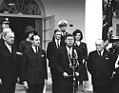 AR7813-F. President John F. Kennedy Declares Sir Winston Churchill an Honorary Citizen of the United States.jpg