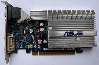 """GeForce 8 series - NVidia GeForce 8400 GS """"Rev 1.0"""""""