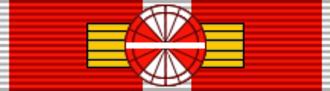 Pedro Santana Lopes - Image: AUT Honour for Services to the Republic of Austria 2nd Class BAR