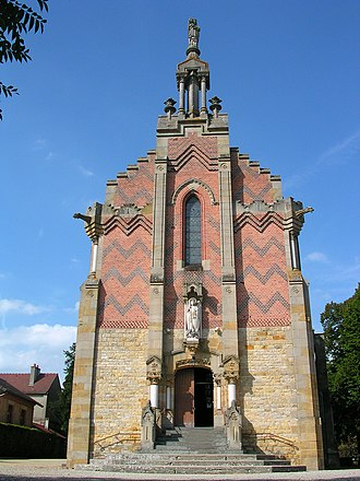 Avermes - The Church of Saint Michel