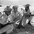 A 2-inch mortar team of 1st Battalion, The Caribbean Regiment in Egypt, 21 August 1945. E31198.jpg