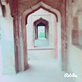 A Corridor in Lal Qila.jpg