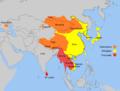 A buddhizmus elterjedése Ázsiában.png