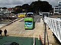 A bus departs from the Sandbanks ferry - geograph.org.uk - 2955435.jpg
