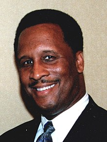 A headshot of James T. Butts, Jr., mayor of Inglewood, California.jpg