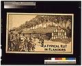 A typical hut in Flanders - Edgar Wright. LCCN2005691284.jpg