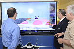 A virtual landing- F-35 simulator flies high in Israel (17166102841).jpg