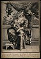 A wet nurse breast feeding the Duke of Burgundy, grandson of Wellcome V0015032.jpg