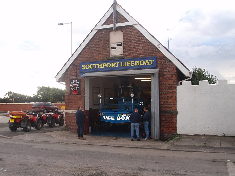 Aa Southport lifeboat station 01