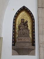 Muttergottes mit Kind vor 1400