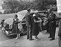 Aankomst Koninklijk paar en Prinsessen, Bestanddeelnr 907-1910.jpg