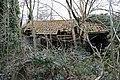 Abandoned mill at Tilty, Essex, England, 04 - abandoned shed from East.jpg