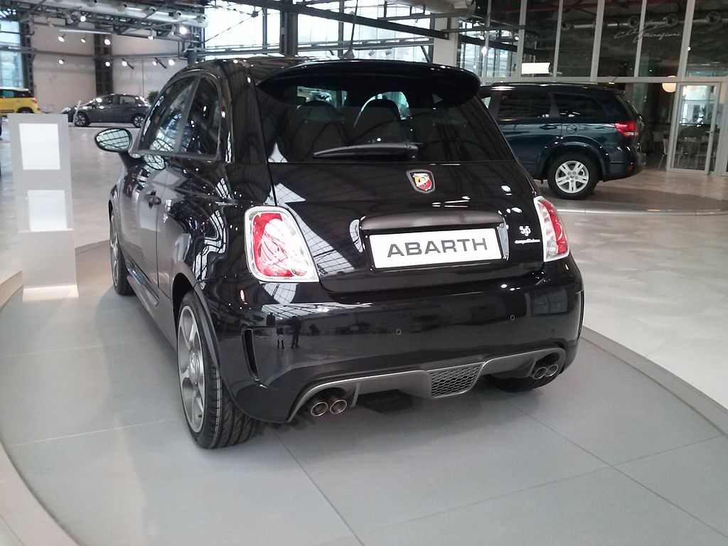file abarth 595 competizione wikimedia commons. Black Bedroom Furniture Sets. Home Design Ideas
